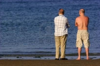 men-beach